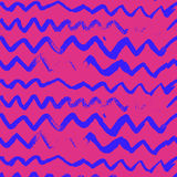 Waves pattern. Abstract wavy background in  Royalty Free Stock Photo