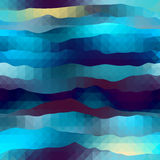 Waves pattern. Royalty Free Stock Photos