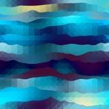 Waves pattern. Royalty Free Stock Photos
