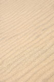 Waves of sand Royalty Free Stock Photos