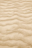 Waves of sand Stock Images