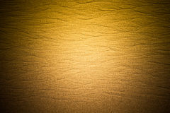 Waves of sand formed by wind. Texture. Tinted Stock Photography