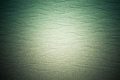 Waves of sand formed by wind. Texture. Tinted Stock Image