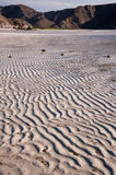 Waves in the Sand Royalty Free Stock Image