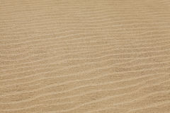 Waves of sand Stock Photos