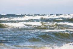The waves Stock Photos