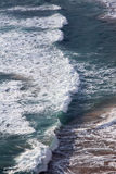 Waves in the sea Royalty Free Stock Photos