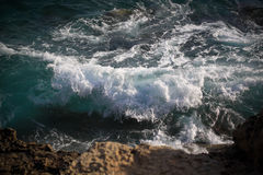 The waves of the sea Royalty Free Stock Images