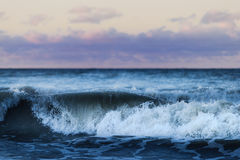 Waves of sea Royalty Free Stock Image