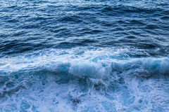 Waves of the sea. Royalty Free Stock Photography