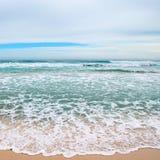 Waves sea Stock Image