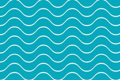 Waves seamless Stock Photo
