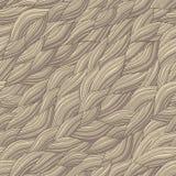 Waves seamless pattern Stock Photo