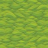 Waves seamless pattern Royalty Free Stock Photo
