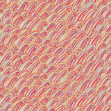 Waves seamless pattern stock illustration