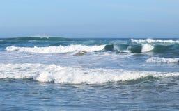 Waves Royalty Free Stock Photo