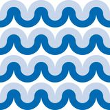Waves (vector) Stock Photo