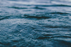 Waves in water Royalty Free Stock Photos