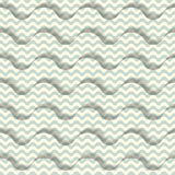 Waves on waves. Royalty Free Stock Image