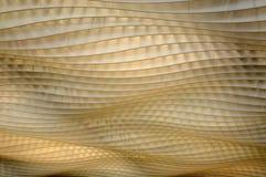 Wavey abstrakter Hintergrund Stockfoto