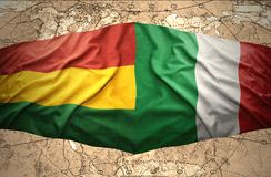 Bolivia and Italia Stock Photos