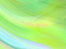 Wavy abstract background Royalty Free Stock Photography