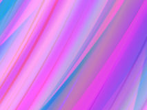 Wavy abstract background Stock Photography