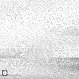 Wavy background. Black and white grainy dotwork design. Pointillism pattern. Stippled  illustration Royalty Free Stock Photo