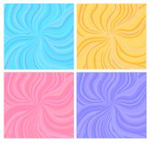 Wavy background Royalty Free Stock Images