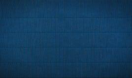Wavy blå bakgrund Royaltyfri Bild