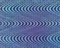Wavy Blue_009 Stock Image