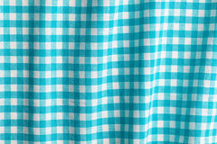 Wavy checkered background Stock Photography