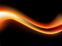 Wavy flash vector Royalty Free Stock Images