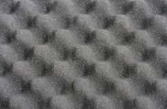Wavy foam rubber background texture Royalty Free Stock Photos
