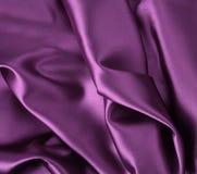 Wavy folded satin silk stock photos