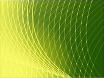 Wavy glowing colors Royalty Free Stock Photography