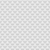 Wavy gray scales background stock illustration