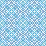Wavy grid pattern Royalty Free Stock Photography