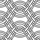 Wavy line pattern Royalty Free Stock Photography