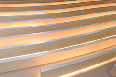 Wavy lines Royalty Free Stock Images