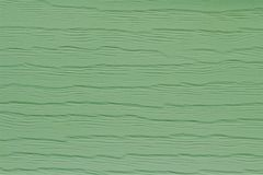 Wavy Lines in Spring Green Stock Image