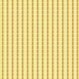 Wavy metallic gold background pattern Royalty Free Stock Images