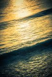 Wavy Ocean Background Royalty Free Stock Images