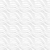 Wavy pattern seamless pattern vector vector illustration