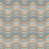 Wavy pattern Stock Photo