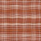 Wavy plaid texture. In brown colors royalty free illustration