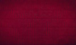 Wavy rödbrun bakgrund Royaltyfria Bilder