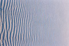 Wavy sand Stock Photos