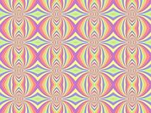 Wavy seamless design Stock Photo