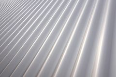 Wavy steel pattern for design.  Stock Images